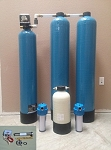 Whole-House Water Filter System Texas Model